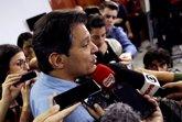 Foto: Haddad acusa a Bolsonaro de difundir noticias falsas por WhatsApp