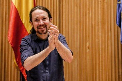 """Pablo Iglesias pide que España """"sea inteligente"""" para regular el cannabis y se convierta en """"una referencia en Europa"""""""