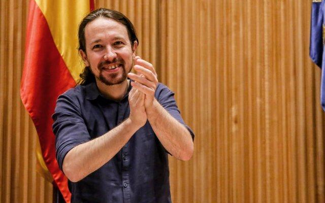 Pablo Iglesias pide que España 'sea inteligente' para regular el cannabis y se convierta en 'una referencia en Europa'