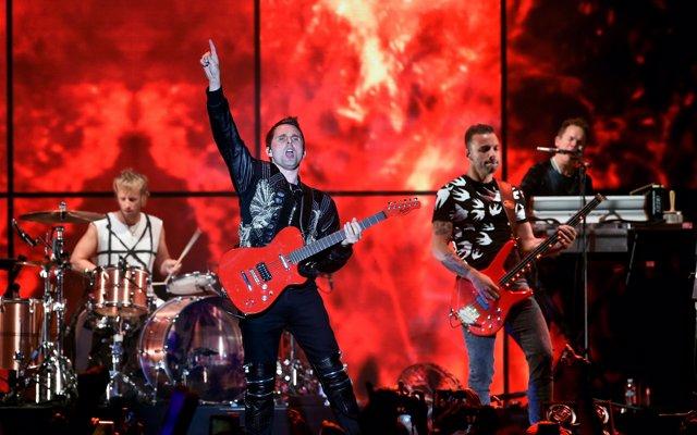Muse actuarán en festivales europeos durante el verano de 2019