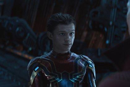 VÍDEO: Tom Holland presenta el nuevo traje de Spider-Man en Lejos de casa