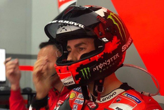 Jorge Lorenzo MotoGP Japón