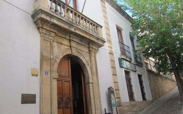 Publicada la licitación de las obras de reparación de patologías en el Conservatorio Profesional de Música de Jaén