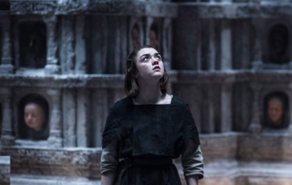 """Maisie Williams habla de la última escena de Arya en Juego de Tronos: """"Es perfecta"""""""
