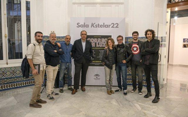 Una muestra recorre la Sevilla de los últimos años con instantáneas de fotógrafos de 'El Correo de Andalucía'