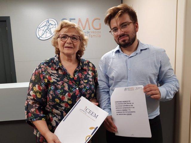 Renovación acuerdo SEMG-CEEM 2018