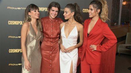 Amaia, Ana Guerra, Aitana y Miriam, más unidas que nunca