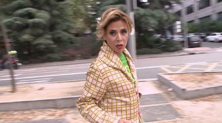 Agatha Ruiz de la Prada desmiene ruptura con Luis Miguel