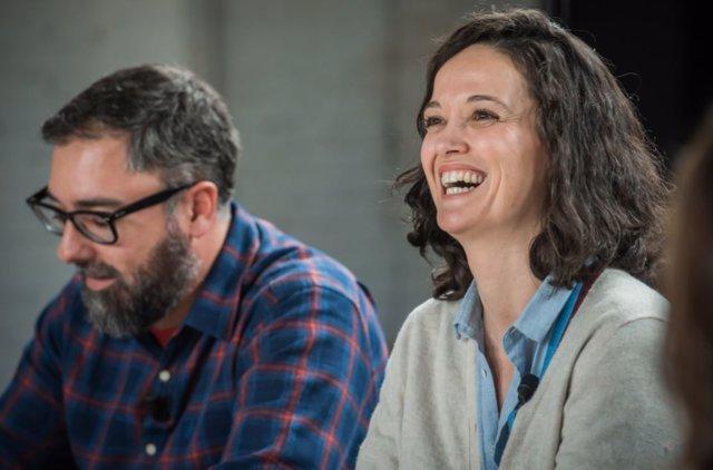 David Sierra y Beatriz Gaspar