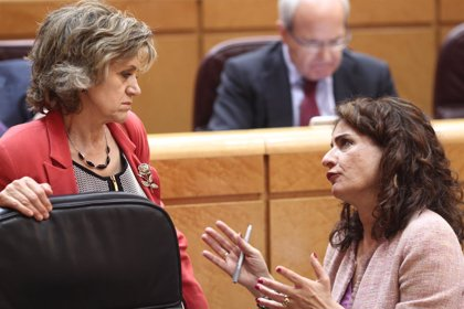 El PSOE preguntará a Carcedo en el Senado sobre sus previsiones para la eliminación del copago farmacéutico
