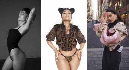 Nicki Minaj, Rosalía y Halsey actuarán en los MTV EMAs Bilbao 2018