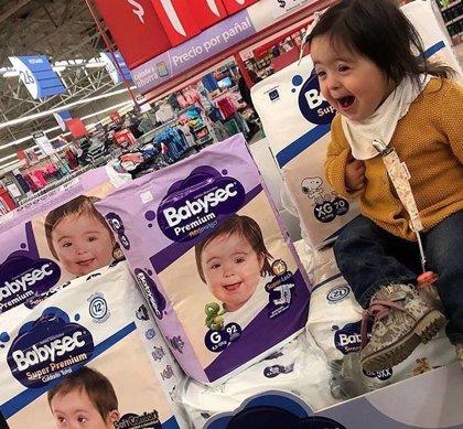 Dos niños con síndrome de Down se convierten en protagonistas de una campaña publicitaria que triunfa en Chile