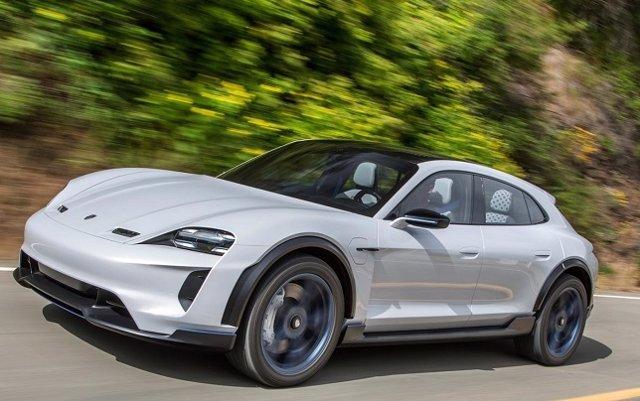 Porsche creará 300 nuevos empleos para la producción de su segundo eléctrico, el Mission E Cross Turismo
