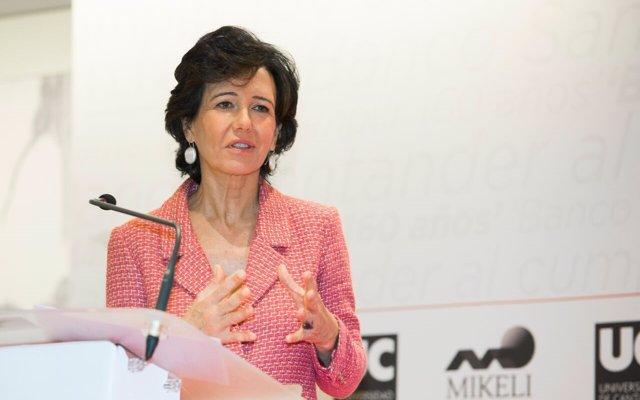 Podemos pedirá la comparecencia del Santander en la Eurocámara por el presunto fraude fiscal en Alemania