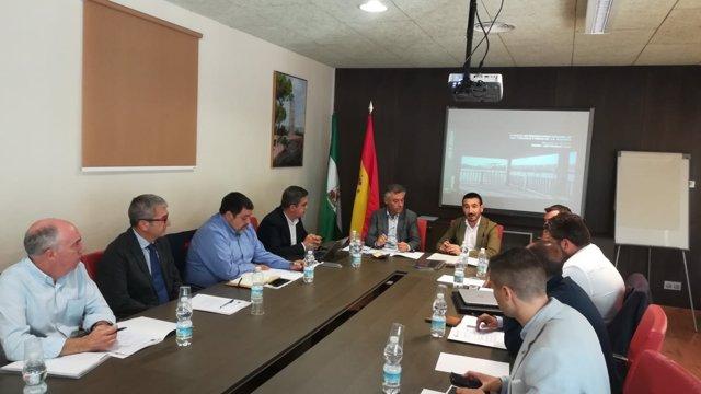 Consejo rector del Parque de Los Toruños