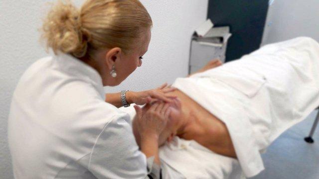 Cuidados cáncer de mama taller autoestima enfermera