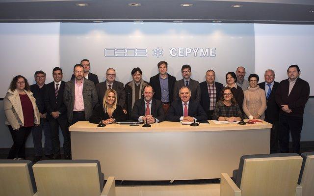 CEOE-Cepyme aprueba por unanimidad celebrar elecciones el 15 de noviembre