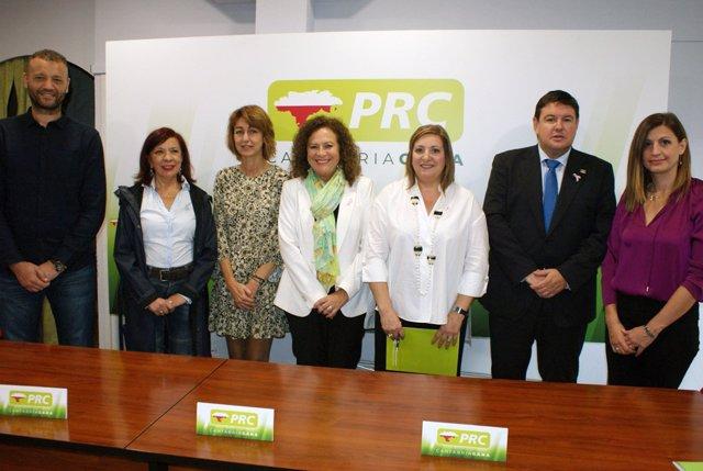 Alfonso Nicholls, Matilde Ruiz, Amparo Coterillo, Teresa Noceda, Rosa Valdés, Be
