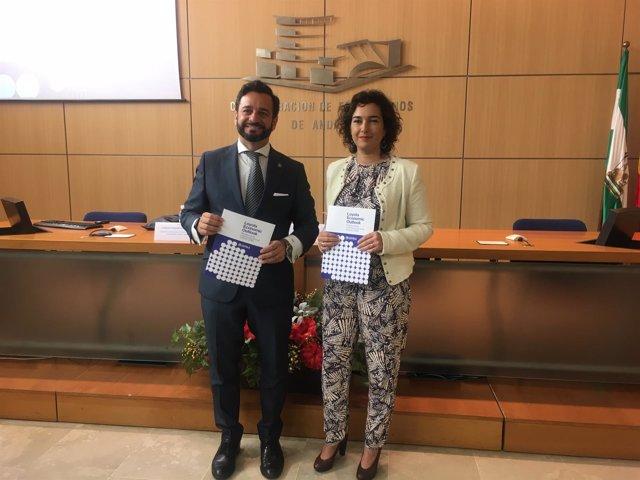 Manuel Alejandro Cardetene y Laura Padilla de Loyola Andalucía