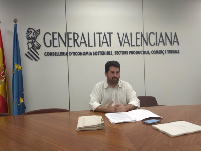 El director general de Comercio, Natxo Costa