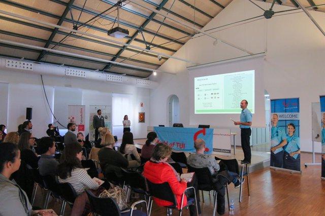 Jornada de selección de personal para TUI en PalmaActiva