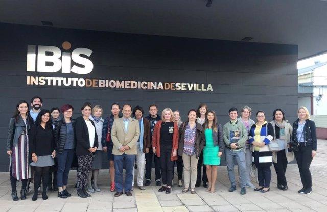 El Hospital Virgen del Rocío se convierte en foro de intercambio de neurólogos