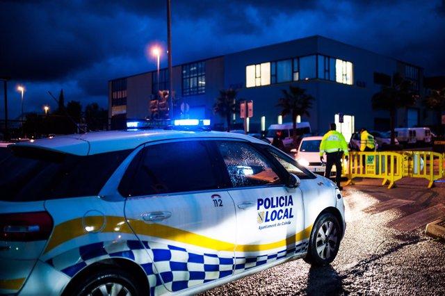 Recurso Policía Calvià