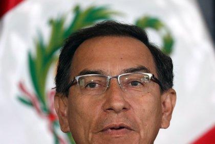 Vizcarra anuncia la detención en España del ex juez César Hinostroza