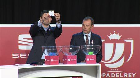 Cultural Leonesa-Barça, Melilla-Real Madrid, duelos Copa del Rey