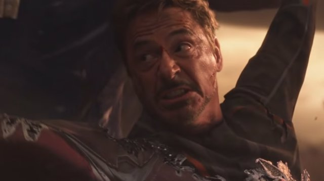 Robert Downey Jr es Iron Man en Vengdores: Infinity War