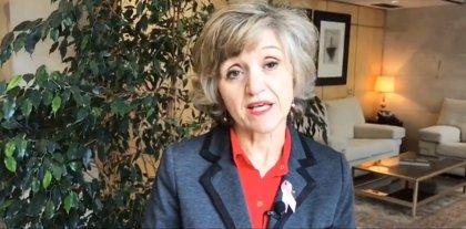 Carcedo recuerda que 1 de cada 8 mujeres padecerá cáncer de mama y pide seguir luchando para lograr la detección precoz