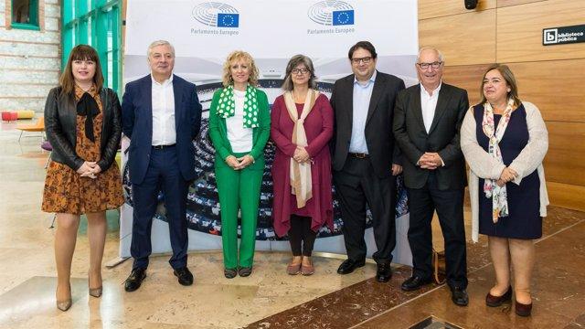 Díaz Tezanos participa en la jornada europea