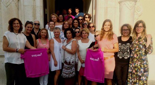 Participantes en el proyecto 'Vida-on'