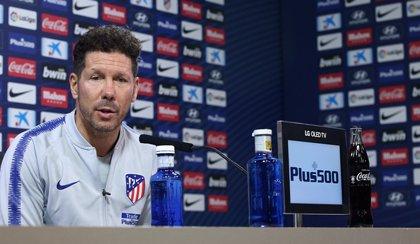 "Simeone, sobre su renovación: ""En breve nos juntaremos con Gil Marín"""