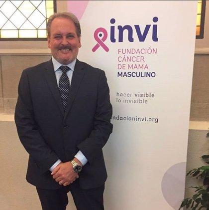 Un paciente de Barcelona crea la primera fundación de cáncer de mama masculino de España