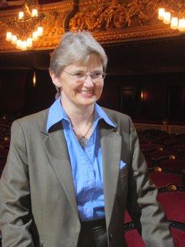 La directora artística del Liceu, Christina Scheppelmann (archivo)