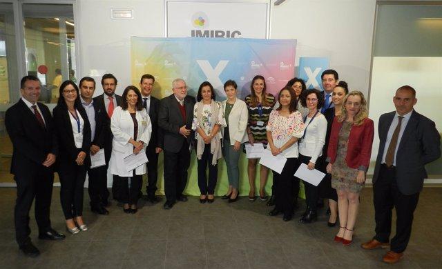 Jóvenes investigadores en oncología