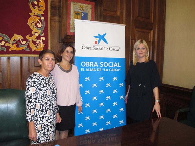 La Obra Social 'la Caixa' apoya el Plan de Infancia y Adolescencia de Teruel