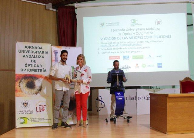 I Jornada Universitaria Andaluza de Óptica y Optometría