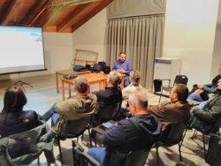 L'organització del Doctor Music Festival presenta el pla de mobilitat als ajuntaments dels dos Pallars implicats (ACN)