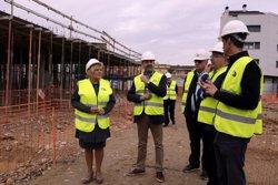 Bargalló anuncia una modificació per ampliar la futura escola d'Almenar