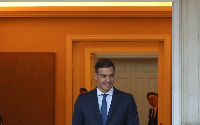 Sánchez se verá la próxima semana con Richard Gere y el presidente alemán y visitará Valladolid, Toledo y Sevilla