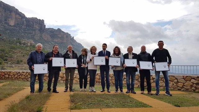 El Montsant, primer espacio catalán con doble protección de calidad