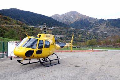 L'heliport de Vielha ja pot operar les 24 hores al dia (ACN)