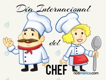 20 de octubre Día Internacional del Chef, ¿por qué se celebra hoy?