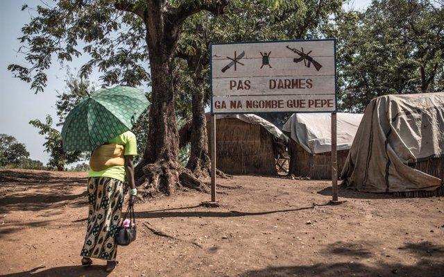 Ayudando pese a todo a los centroafricanos tras casi 5 años de conflicto