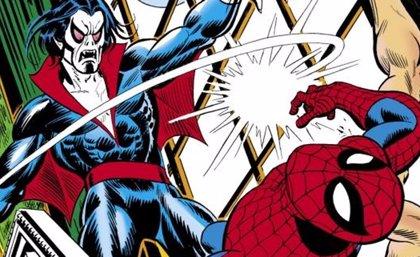 Revelado el villano de Morbius... y no es Spider-Man