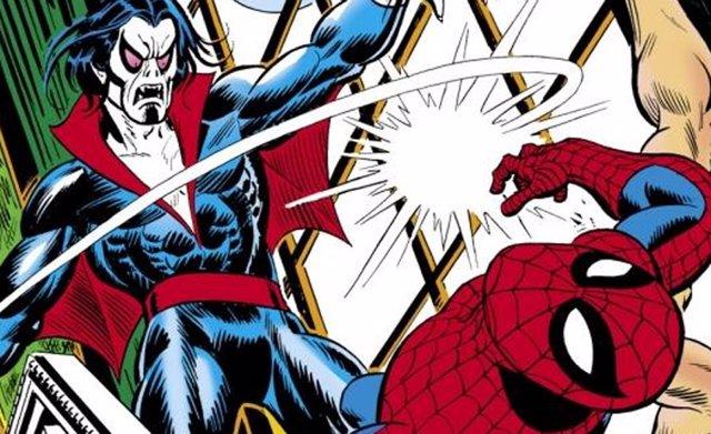 Morbius y Spider-Man