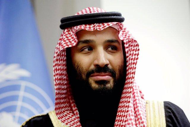 Mohamed bin Salman, príncipe heredero saudí