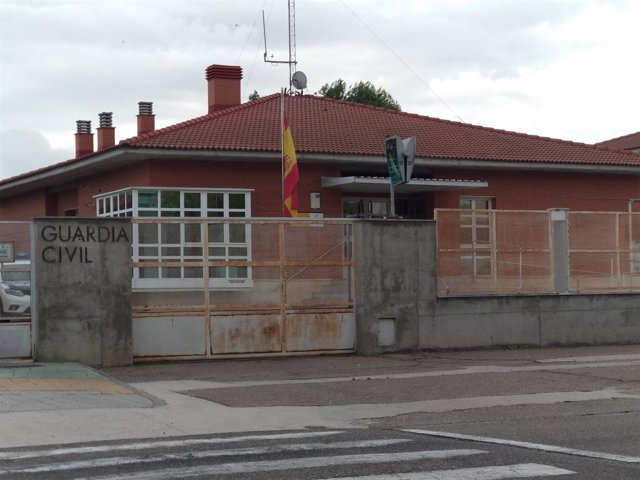 Valladolid.- Cuartel de la Guardia Civil en Cabezón de Pisuerga